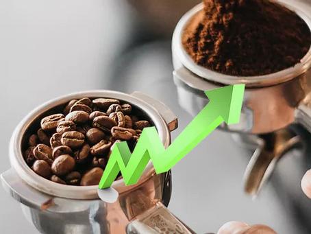 Цены на кофе поднялись до девятинедельного максимум - После шторма в Центральной Америке