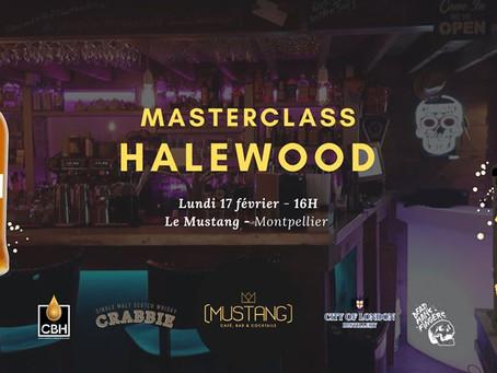 Masterclass HALEWOOD au Mustang