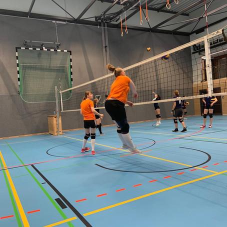 Die Auetaler Volleyball-Mädels punkten wieder.