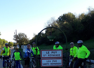 Le Puy St-Réparade 11 /10 /20