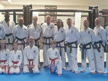 Master R Dennis Blackbelt Seminar - Feb 2020
