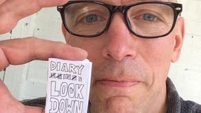 Dave Cousins: Tiny Diary, Big Secrets!