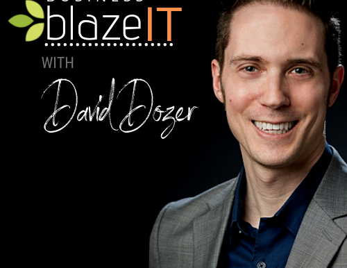 Business Blaze Podcast Episode 3 - The Future of Warehouse Management Systems