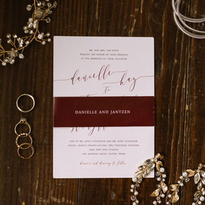 Planning Guide: Save the Dates & Invitations