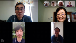SkypeでReCA全体会議を開催