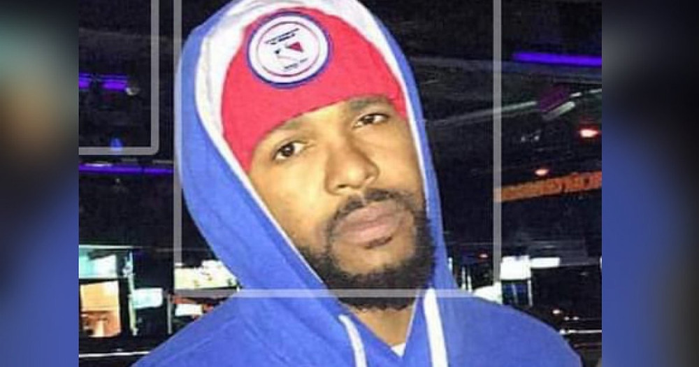 Carl Dorsey III prior to being killed by police officers in Newark, NJ.