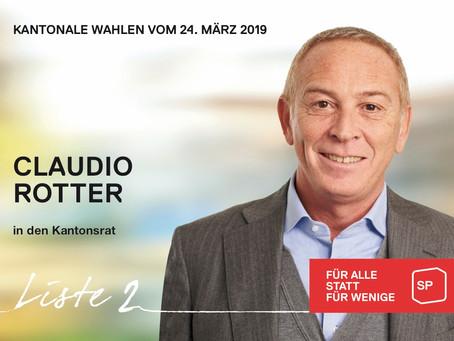 Wahl des Zürcher Kantonsrats am 24. März 2019