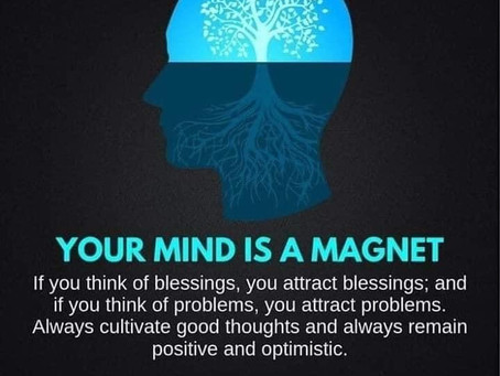 TLOEP.org:Alfredism Post; Your Mind is a Magnet!