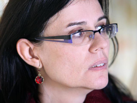 Acudiendo a la consulta del Dr. Goodfellow de Elena Marqués
