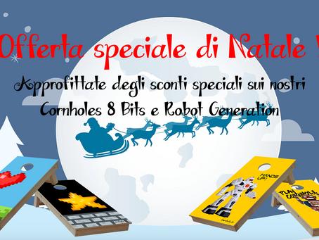 so-cornhole.it | Offerta speciale di Natale!