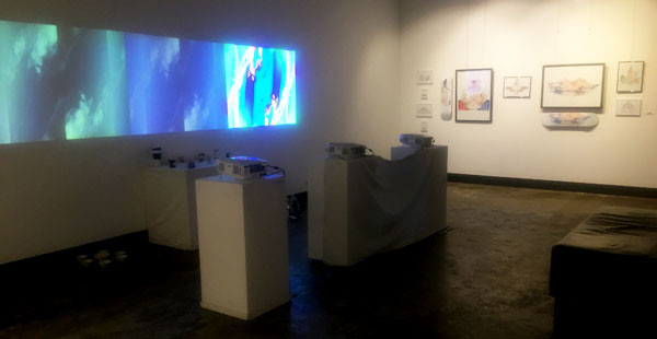 One last look at my work in this iteration. I will add some text before its next exhibition
