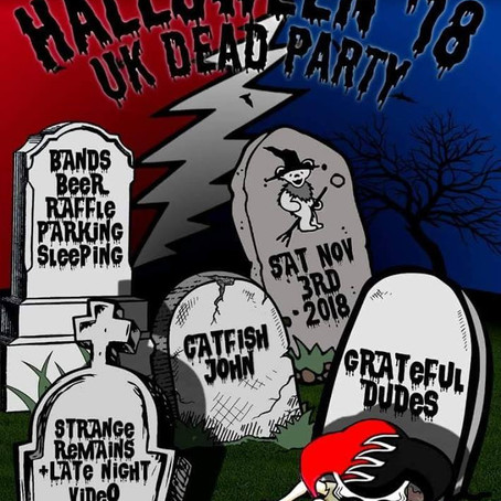 Halloween continues ! Quad Studios78 Friday Street, LE1 3BW Leicester, United Kingdom
