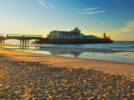 5 reasons to study in Bournemouth
