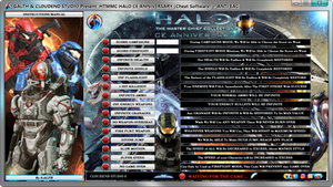 cloudend studio, Halo The Master Chief Collection, Halo Reach, Halo Combat Evolved Anniversary, Halo 2 Anniversary, Halo 3, Halo 3 ODST, Halo 4, MCC, MCCCE, Halo Trainer, cheats trainer, super cheats, cheats, trainer, code, mod, tips, software, steam, pc, cheat engine, cheat table, save editor, free, tool, game, dlc, 100%, fearless revolution, wemod, fling trainer, mega dev, mega trainer, rpg, achievements, cheat happens, 作弊, tricher, tricks, engaños, betrügen, trucchi, news, ps4, xbox, Youtube Game, Google Stadia, Epic Games, hack, glitch,