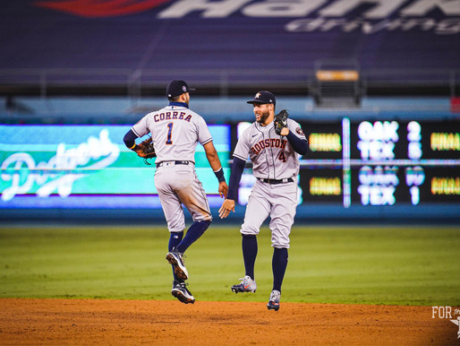 Headed Towards the Home Stretch: Astros hope that coming home can get them ready for a playoff run.