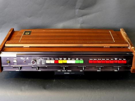 Ace Tone Rhythm Ace FR-8 (Roland) analog trummaskin från sent 60-tal, 5999:-