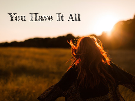 Seriously, You Got It All - By Pastor Thomas Engel