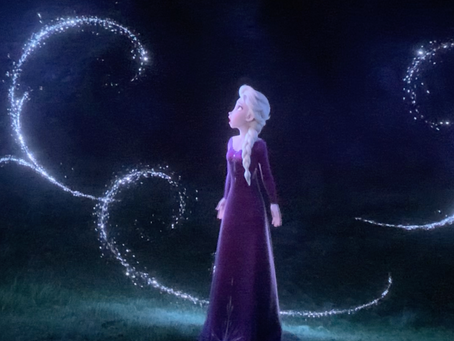 Into My Thoughts: Frozen 2 Songs