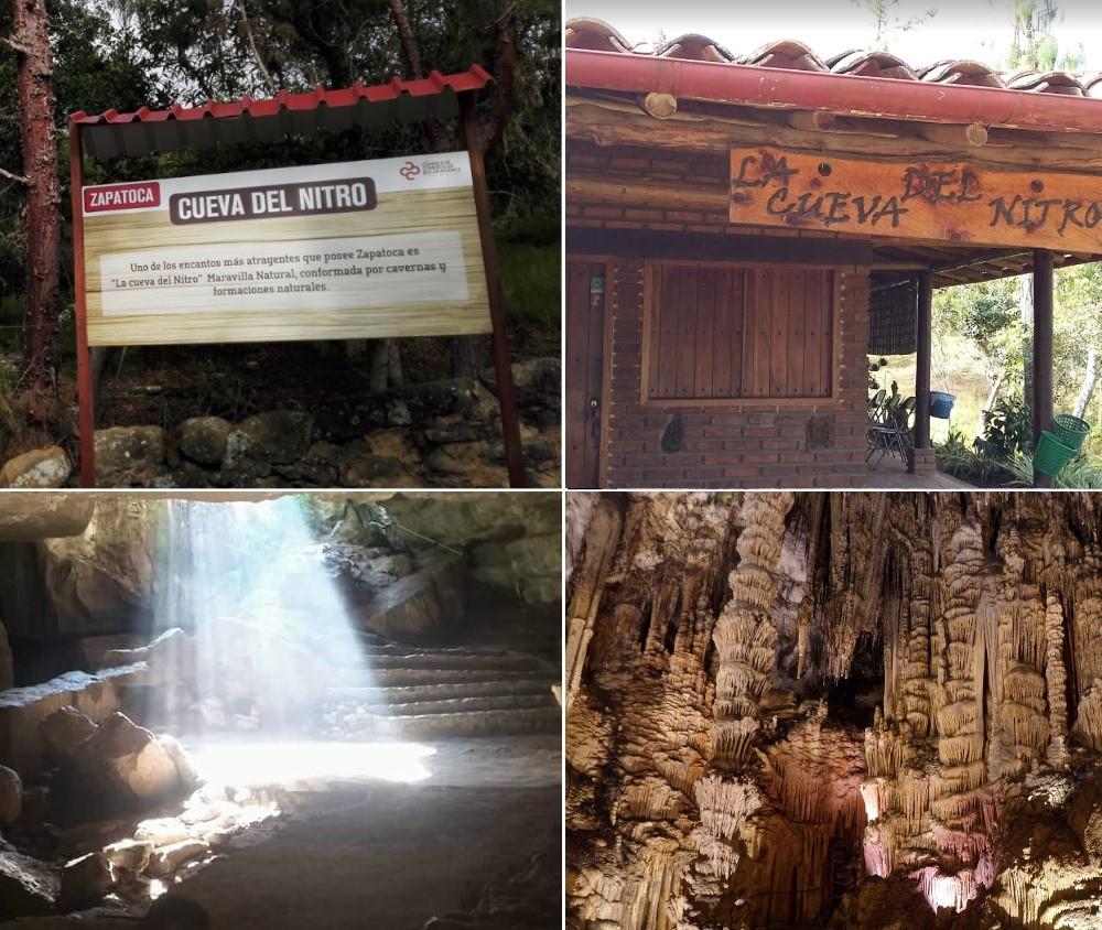 Cueva del Nitro Zapatoca