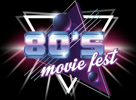 80s movie fest,  Biblioteca de Santiago