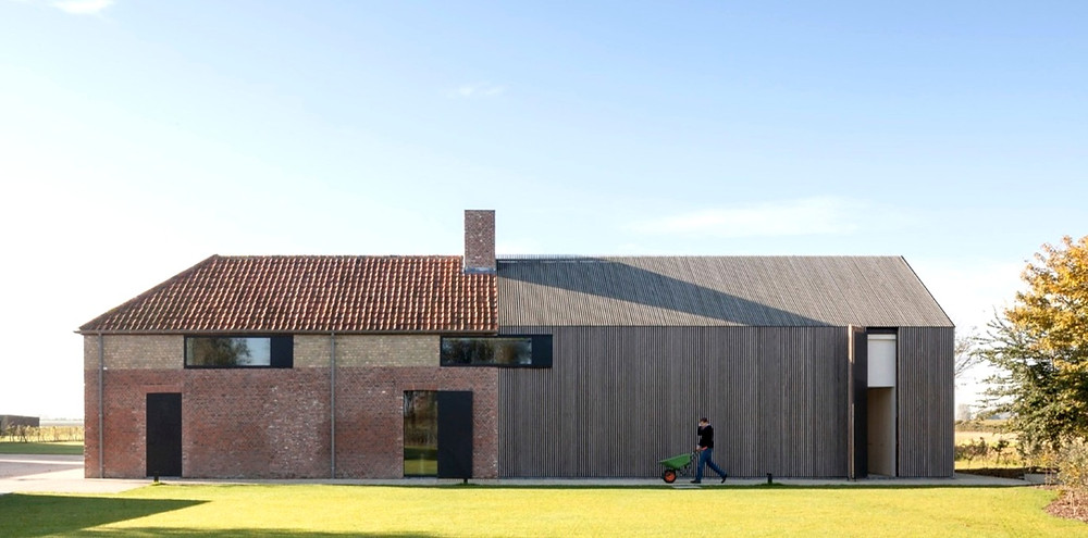 Residence DBB Belgium by Govaert & Vanhoutte Architects