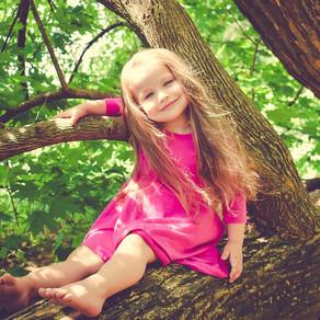 Воспитание целомудрия в девочке