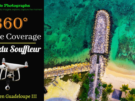 360° Drone Coverage | Anse du Souffleur, Guadeloupe