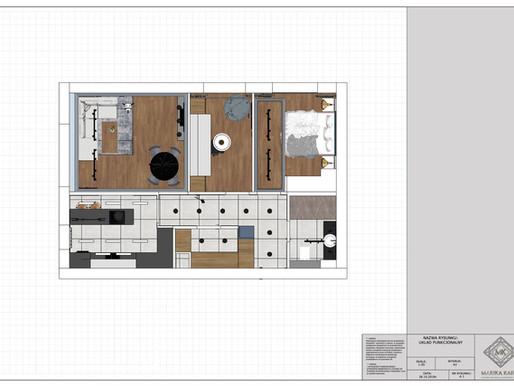 Inwestycja we własne mieszkanie. Ile zapłacisz za projekt wnętrza?