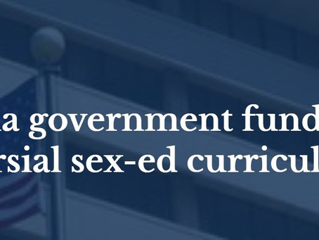 Oklahoma Government Funds Controversial Sex-Ed Curriculum