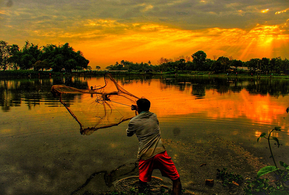 Daily life of Bengal photo collection Bangla Canvas