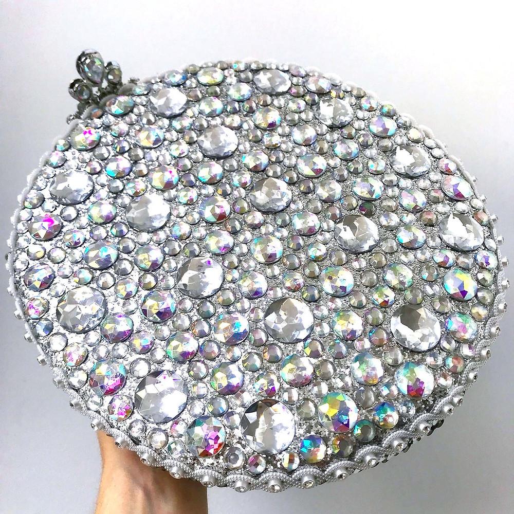 Holly Hagan Hen Do Hat, Bride Hat