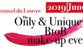 MakeUp in Paris, France, June 2019