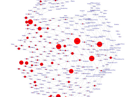 Geographical Diffusion of Protests: Evidence from China