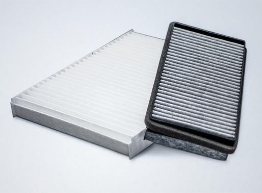 Dicas de manutenção - Filtro de ar do motor, filtro de cabine e filtro de combustível.