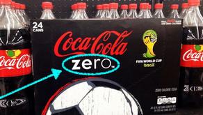 Cola Zero, nic horšího ani pít nemůžeš!