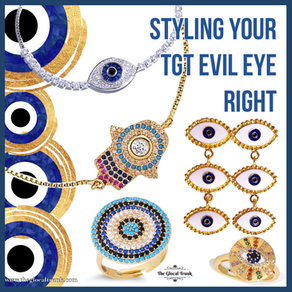 STYLE YOUR TGT EVIL EYE RIGHT
