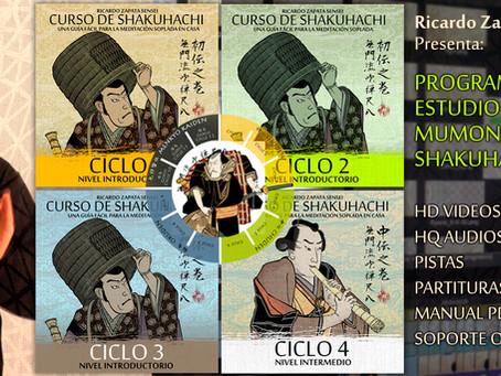 Información sobre clases de shakuhachi