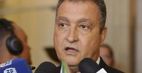 Rui Costa anuncia bolsa de R$ 500 para pacientes com Covid-19 que ficarem em centros de acolhimento.