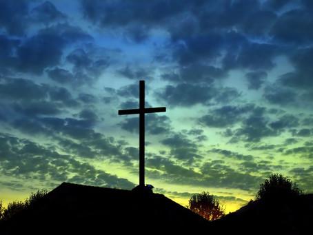 Minister's Monday Moment - Seeking towards God