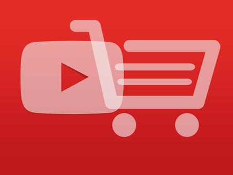 ¿YouTube tendrá su propia tienda en línea?🤔 ¡Aquí todos los detalles!▶️🛒