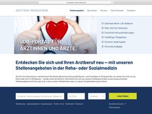 Brandforce und click solutions starten Jobportal für Ärzterekrutierung