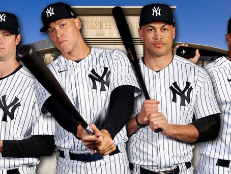 Baseball is back and so are predictions. The 2020 Yankees preview!