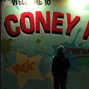 Meridith, Coney Island
