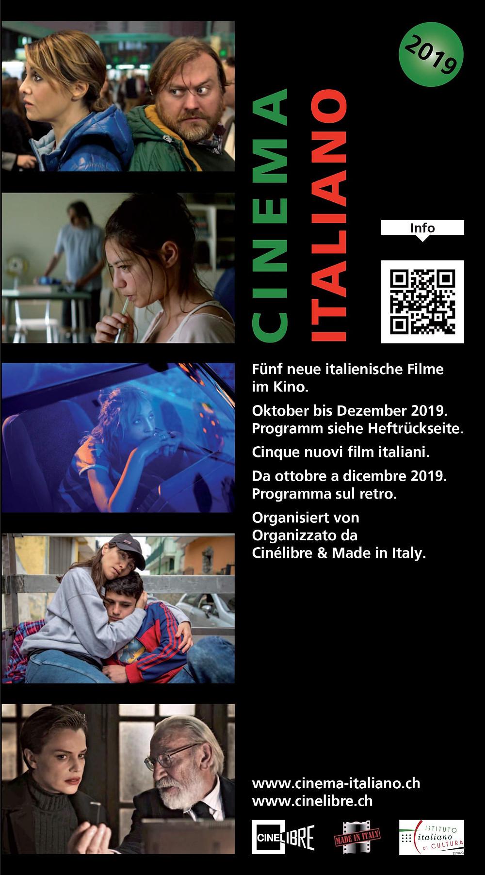 Cinema Italiano 2019