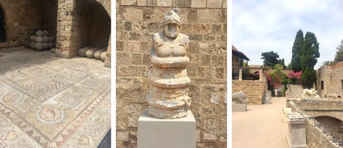 המוזיאון הארכיאולוגי רודוס