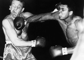 Muhammad Ali knew who the enemy was