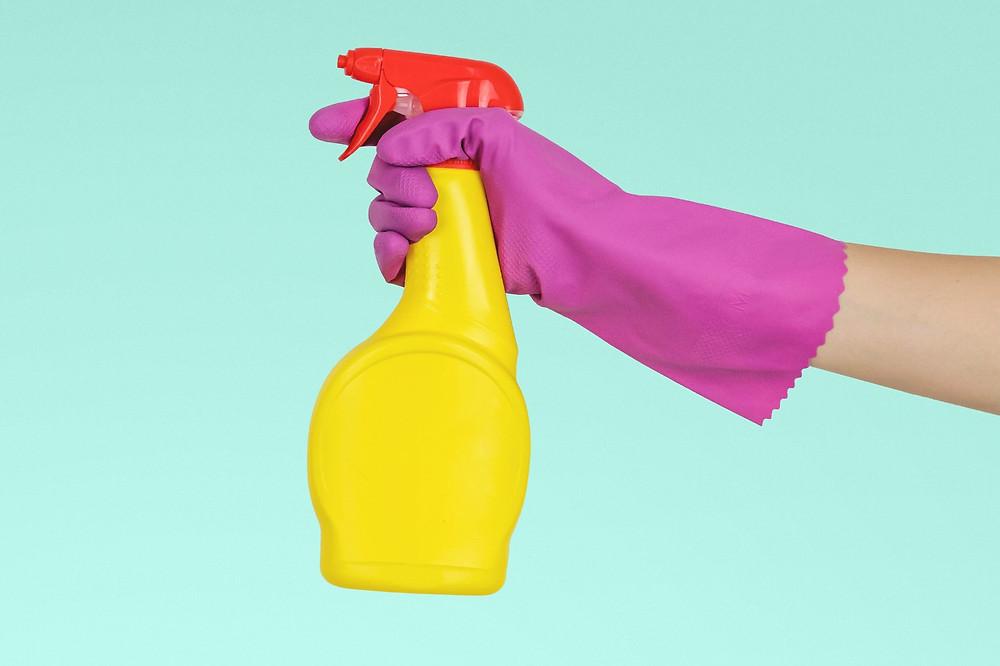 Bench spray