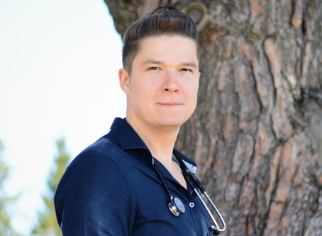 Getting to Know Dr. Michael Michna