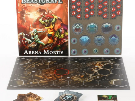 Product Review - Arena Mortis