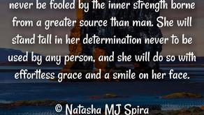 Broken spirit....
